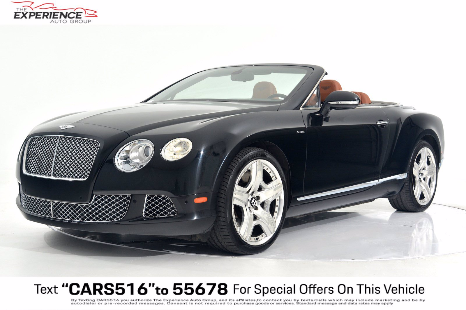 Pre-Owned 2015 Bentley Continental GT