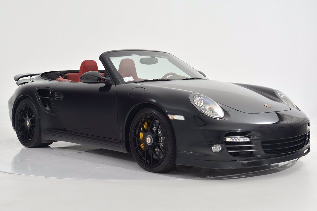 Pre-Owned 2013 Porsche 911 Turbo S