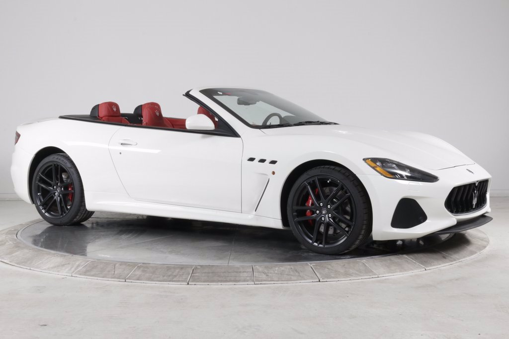 New 2019 Maserati GranTurismo Convertible MC