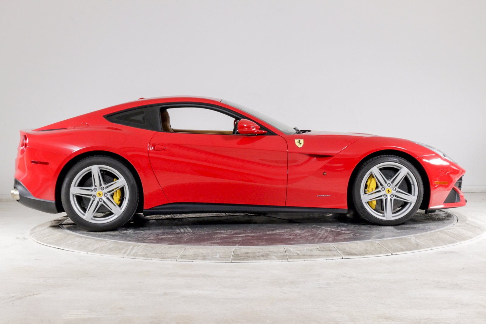 Certified Pre-Owned 2015 Ferrari F12 BERLINETTA