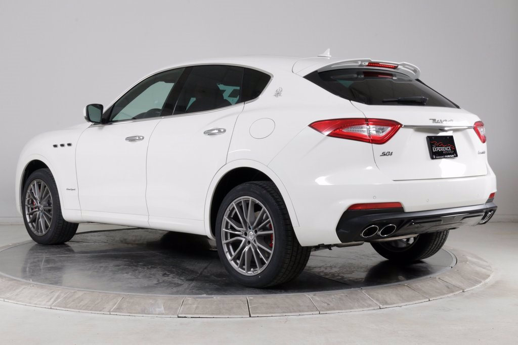 New 2020 Maserati Levante S GranSport